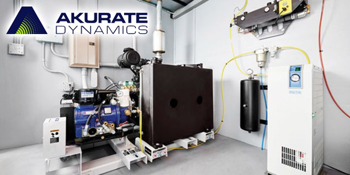 Akurate Dynamics' Chemical Processing System Improves Spray Foam Applications