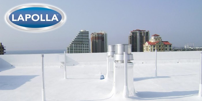 Lapolla Industries Introduces FOAM-LOK™ 2800-4G Spray Polyurethane Foam for Roofing Applications