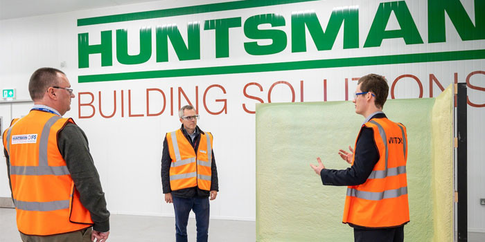 Huntsman Building Solutions Opens New Centre of Excellence in Europe