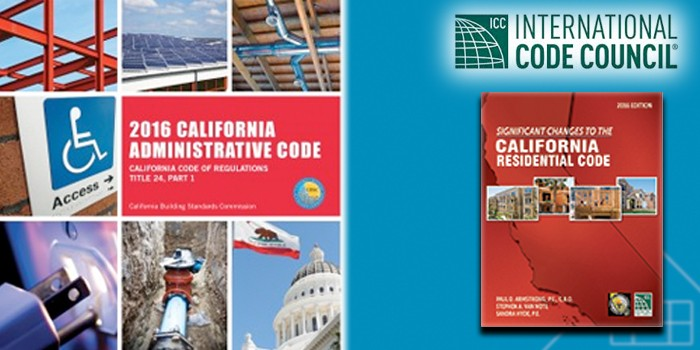 California Codes to Key Changes Help Code Users Prepare for 2017
