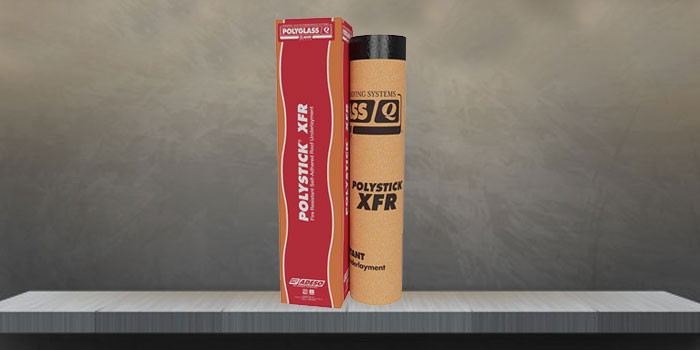 Polyglass Announces Polystick XFR Self-Adhered Fire-Resistant Roof Underlayment