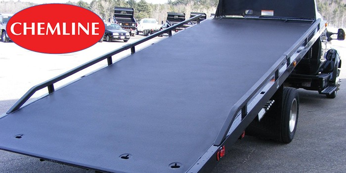 Chemline 7025 Offers Lasting Protection Against Rust and Corrosion for Trucks and Trailers