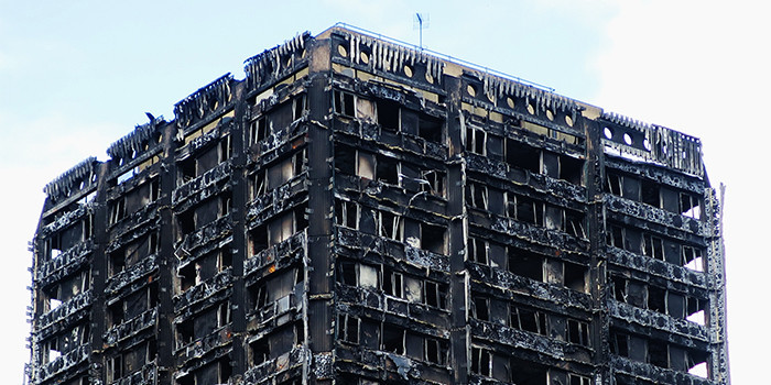 Grenfell Tower to be Knocked Down