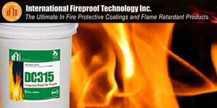 IFTI's DC315 Intumescent Coating Meets Ontario Building Code