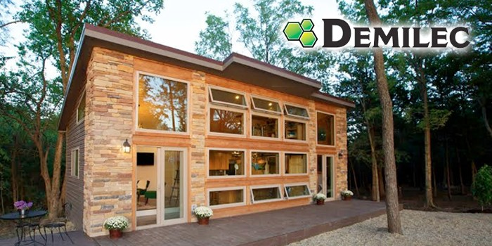 """FYI Network and Loud TV's """"Tiny House Nation"""" Utilizes Demilec Spray Foam Insulation"""