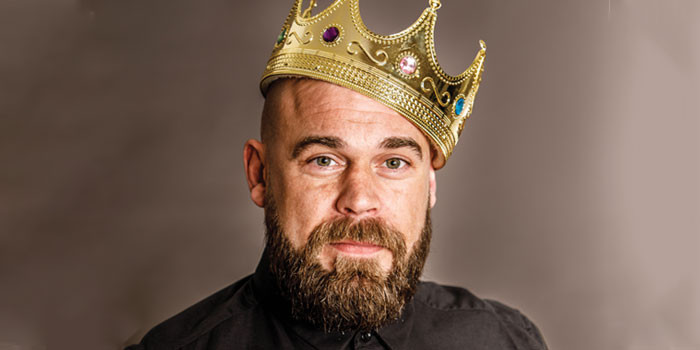 Jewell in a Crown