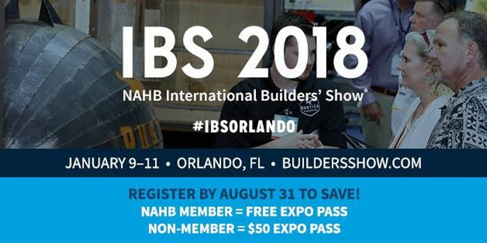 National association of home builders registrations open for 2017 nahb international builders show