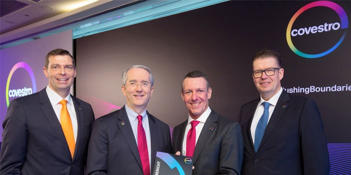 Covestro Achieves Record Year