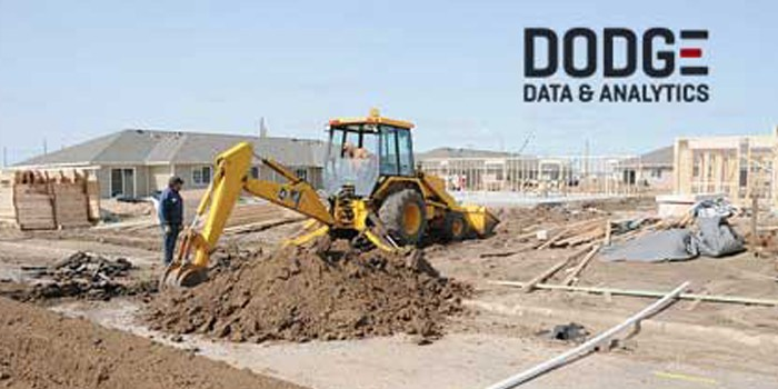 New Construction Starts in 2016 to Grow 6% to $712 Billion, According to Dodge Data & Analytics