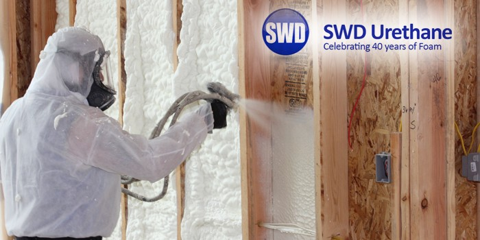 SWD Urethane's Quik-Shield 108 Open-Cell Spray Foam Insulation Now Available through Service Partners