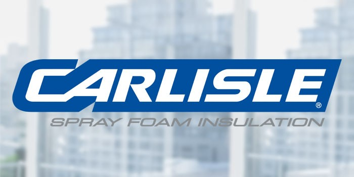 Accella Polyurethane Systems' Spray Foam Business Unit is Now Carlisle Spray Foam Insulation