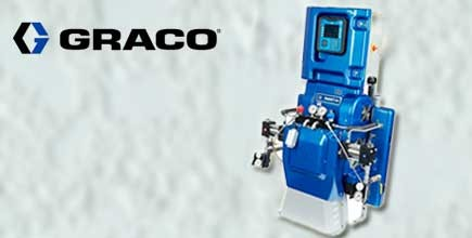 Graco Introduces Reactor 2 – Hydraulic Series Sprayers