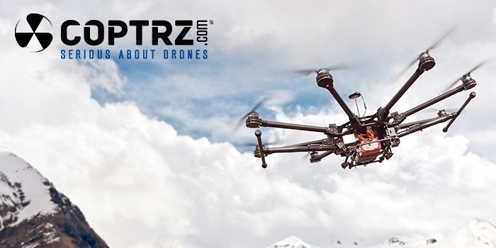 COPTRZ: Changing The Face Of Construction With Drones