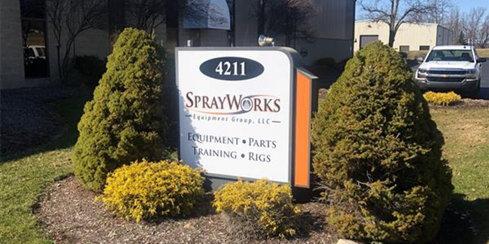 SprayWorks Moves to Newer, Bigger Location