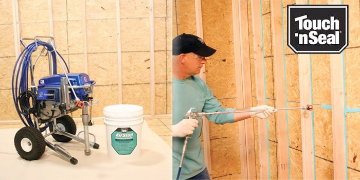 Touch 'n Seal Launches New Air Sealant