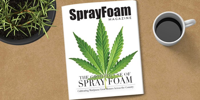 High on Foam: 2019 Show Edition of Spray Foam Magazine Available Now