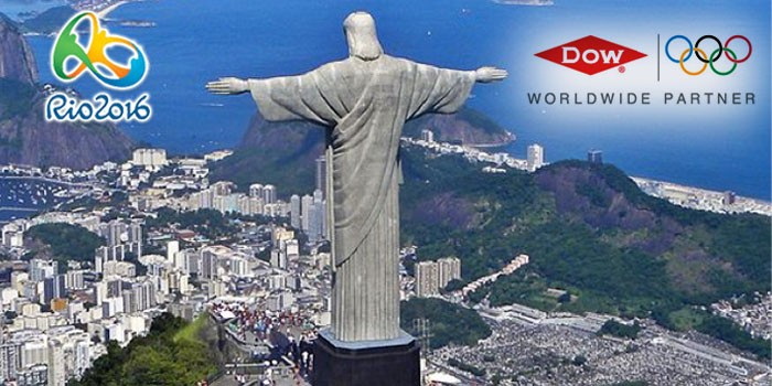 Dow Innovations are Key to Enabling Rio 2016 Olympic Games