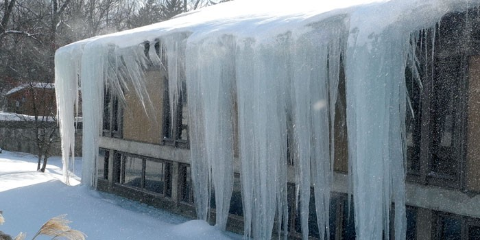 Ice Dams Be Damned