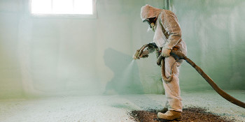 Spray Foam Offers Long-Term Rebuilding Solutions