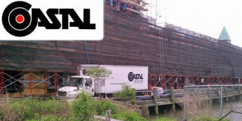 Coastal Insulation Corp. Helps Restore Historic Building For Battery Park Pier A Project