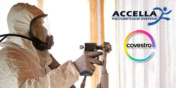 Accella Completes Purchase of Spray Foam Business from Covestro