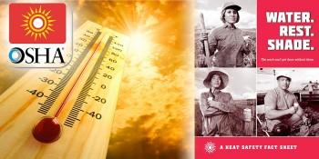 OSHA Exclusive: Protecting Workers from Heat Illness