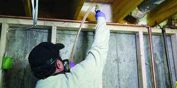 Touch 'n Seal Reveals the Top Five Low-Pressure Spray Foam Applications