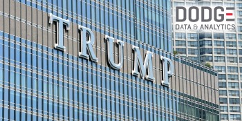 Dodge Data & Analytics: President-Elect Donald Trump Likely to Be a Plus for the Construction Industry