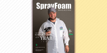 Spray Foam Magazine Announces Contractor of the Year