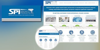 SPI Launches New Website with User Directed Navigation