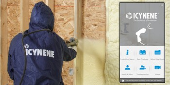 Icynene Launches Home Owner Mobile Application