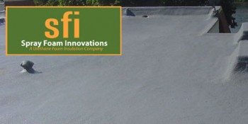 Spray Foam Innovations Rehabs Deteriorating Commercial Roof in Louisiana