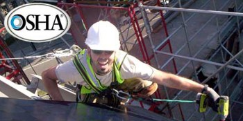 Secretary of Labor Renews Charter of Advisory Committee on Construction Safety and Health