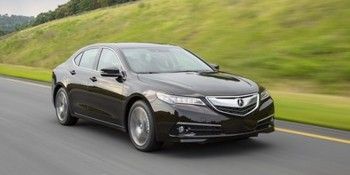Acura TLX Luxury Sports Sedan Speeds Into 2017 Model Year With The Help of Spray Foam