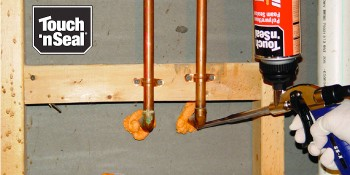 Touch 'n Seal Reveals the Robust Capabilities of One-Component Foam Sealants