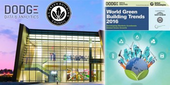 U.S. Green Building Council Partners with Dodge Data & Analytics to Release World Green Building Trends Report 2016