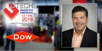 Dow's Chrisafides to Keynote on Next Generation of Polyurethanes at UTECH North America Conference