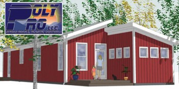 Spray Foam Helps Students Insulate the First LEED Registered House in Greene County Virginia