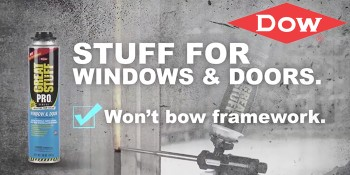 Dow Introduces Newly Formulated Foam Sealant for Canadian Air Sealing