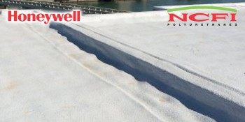 NCFI Adopts Honeywell's Low-Global-Warming Material For Spray Foam Roofs