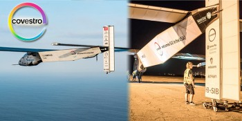 Covestro Products Spur Solar Impulse Mission