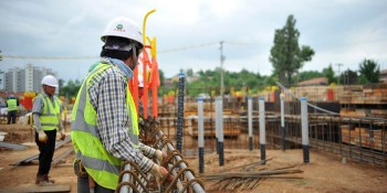 Construction Employment Increases In 256 Metro Areas