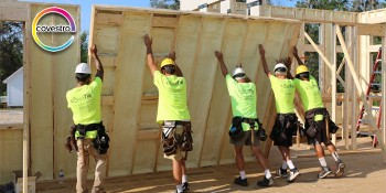 Covestro LLC's Innovative Panelization Technology To Revolutionize Homebuilding