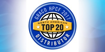 Rhino Linings Corporation Named As A Graco® Top Distributor For 2017