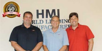 HMI/RaiseRite Proudly Celebrates 40 Years of Concrete Leveling Innovations and Services