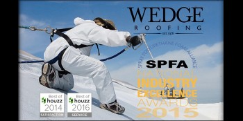 Wedge Roofing Awarded Best of Houzz 2016