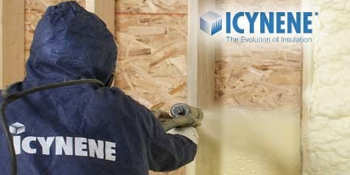 Spray Foam Manufacturer Icynene Introduces New 2 Hour Re-occupancy and 1 Hour Re-entry Times