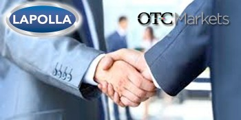 OTC Markets Group Welcomes Lapolla Industries, Inc. to OTCQX
