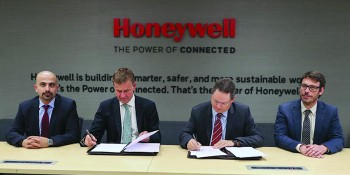 Honeywell And United Nations Environment Sign Strategic Partnership Agreement