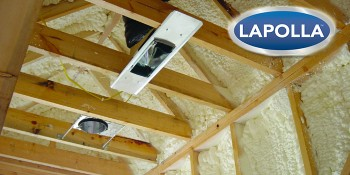 Lapolla's 4th Generation Spray Polyurethane Foam Provides Industry with a Green Future